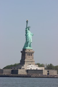 Statue of Liberty taken from Annabelle